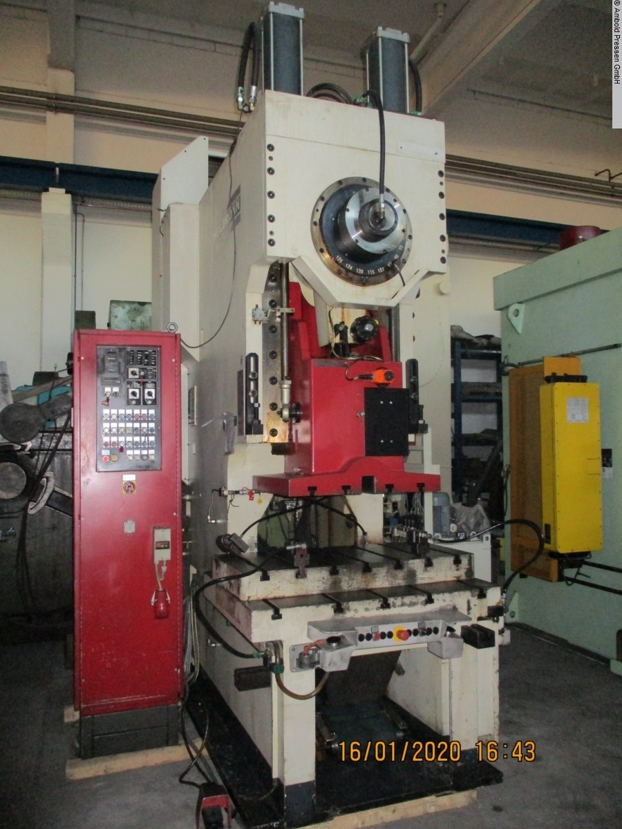 used Presses Eccentric Press - Single Column HEILBRONN REP 160