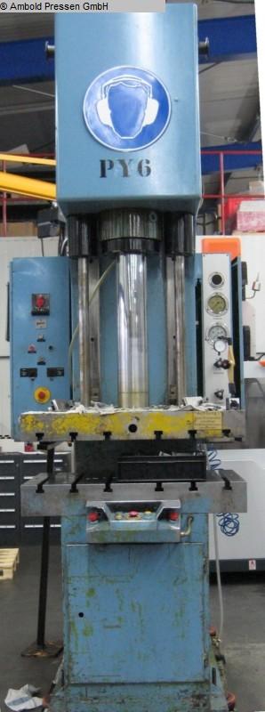 gebrauchte Pressen und Bördelmaschinen Einständerpresse - Hydraulisch DUNKES ESPZ 63/28