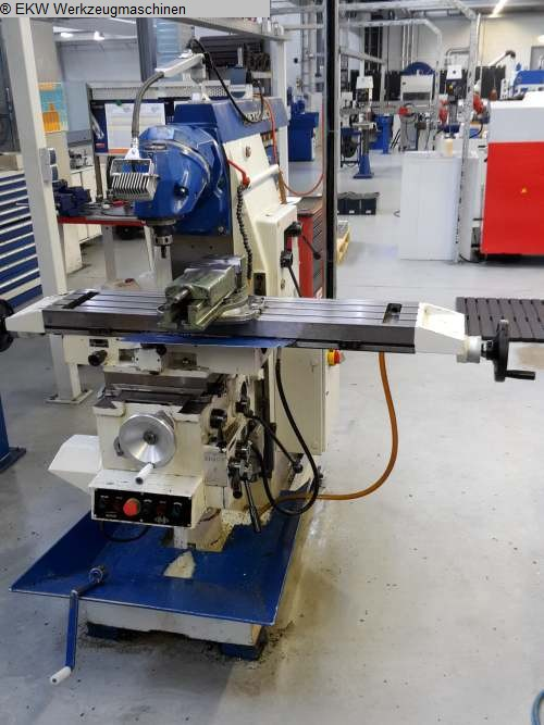 gebrauchte  Fräsmaschine - Universal WEYRAUCH FR-U 1100