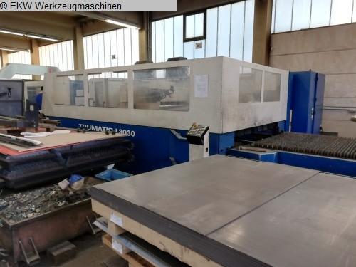 Machine de découpe laser TRUMPF TC L 3030 d'occasion