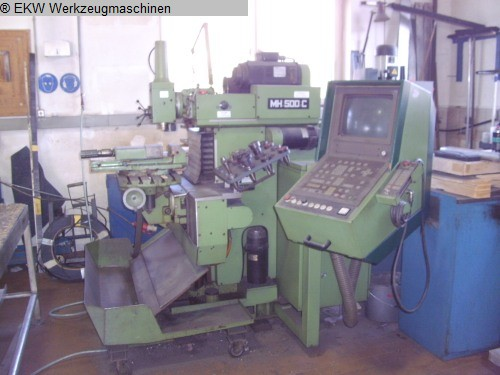 used  Tool Room Milling Machine - Universal MAHO MH 500 C
