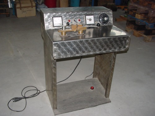 used Electronics Manufacturing/Processing Soldering Unit GRAUL-Mühlacker LG 2 KW
