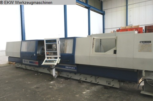 used Machines available immediately Cylindrical Grinding Machine - Universal CETOS BUB 50 B CNC-3000