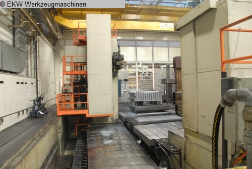used Machines available immediately Machining Center - Horizontal DOERRIES-SCHARMANN HEAVYCUT 2.2 TDV 5