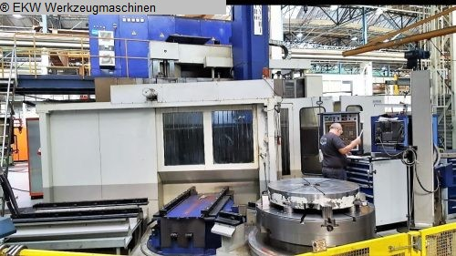 used Vertical Turret Lathe - Single Column CARNAGHI AC 12