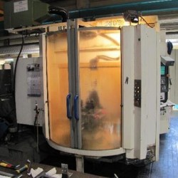 used Machining centre HELLER MCPH 150