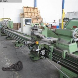 used  Center Lathe VDF-BOEHRINGER V 800
