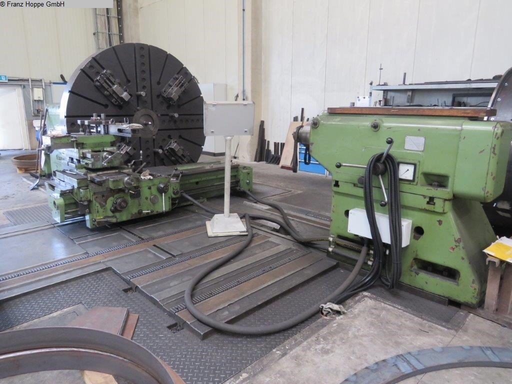 used  Facing and Centering Lathe RAVENSBURG P 30 - 2500