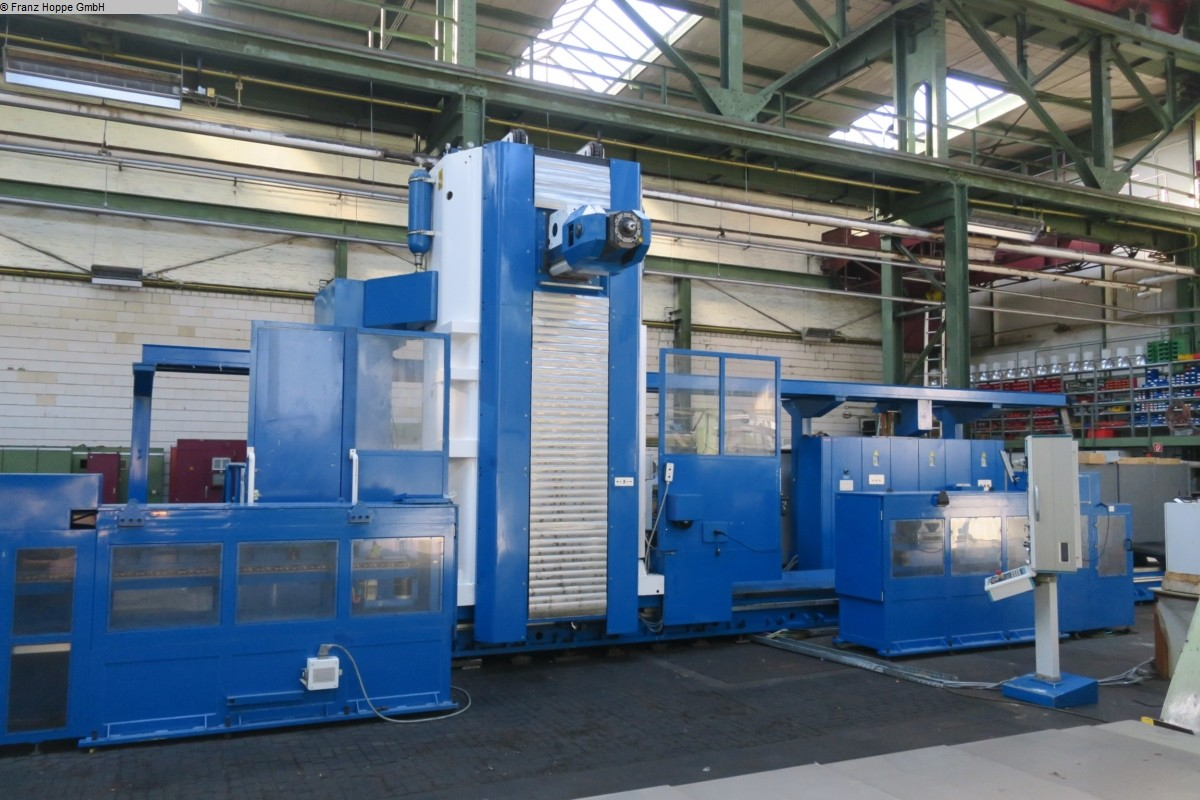 used Lateral Milling Machine JOBS JOMACH 159
