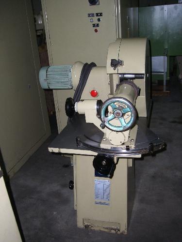 gebrauchte Maschine Abrichtschleifmaschine NILES ZKX 400