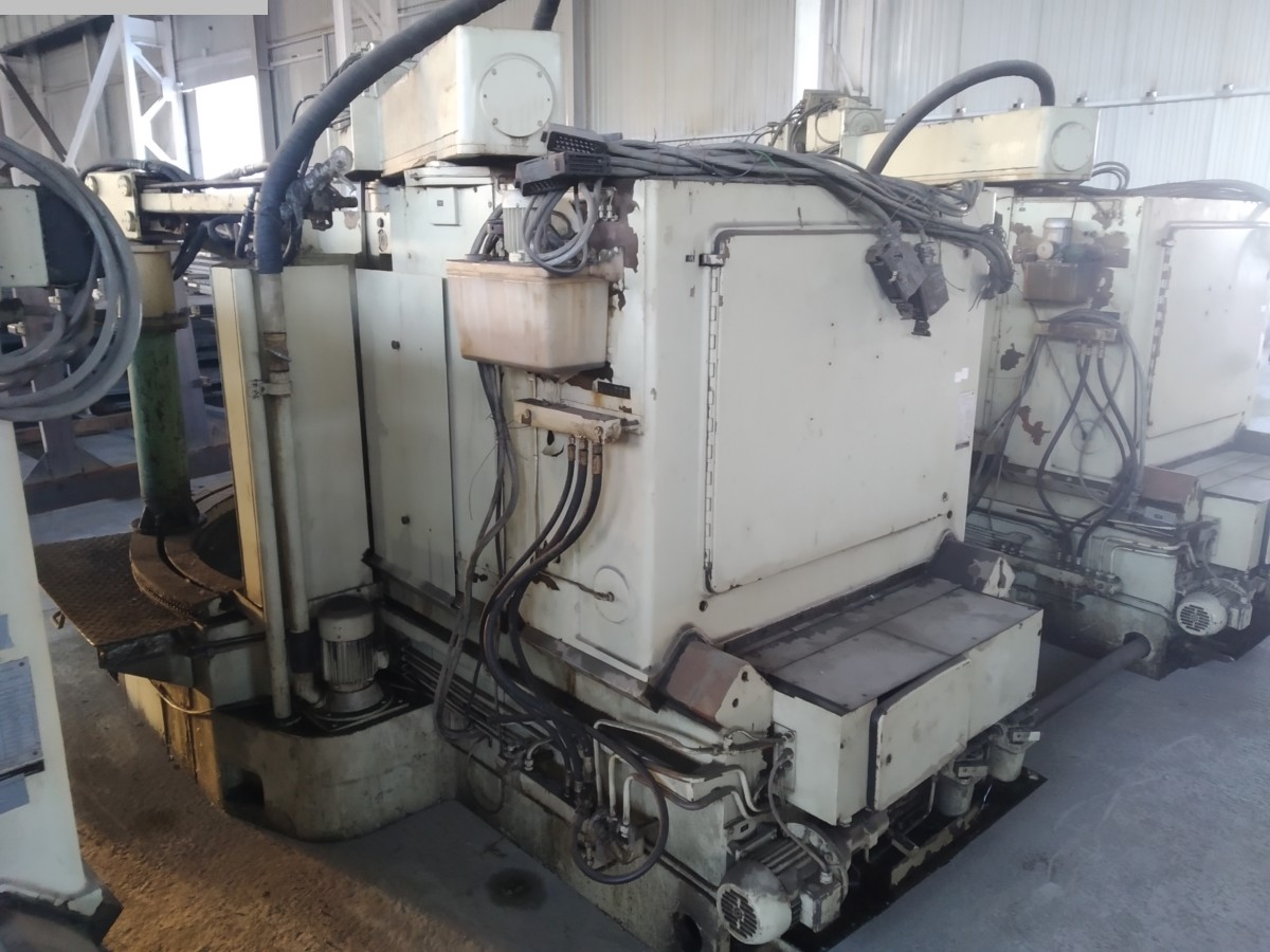 used Gear cutting machines Bevel Gear Generator - Spiral MODUL ZFTKK 500/3 A