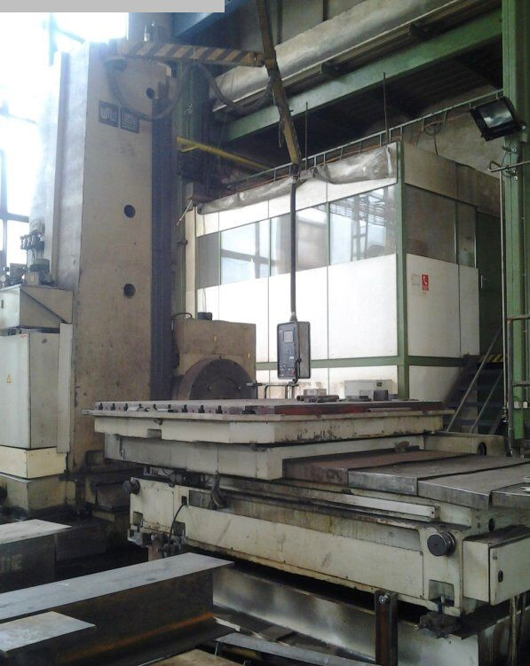 used Boring mills / Machining Centers / Drilling machines Floor Type Boring and Milling M/C - Hor. UNION BFP 130.6