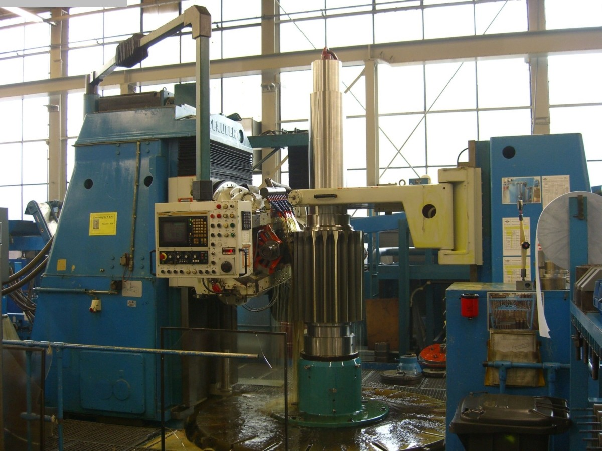 used Gear cutting machines Gear Hobbing Machine - Vertical GLEASON-PFAUTER P 2001/3001 CNC