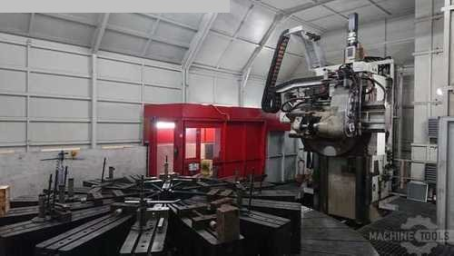 used Gear cutting machines Gear Hobbing Machine - Vertical HOEFLER HF 8000