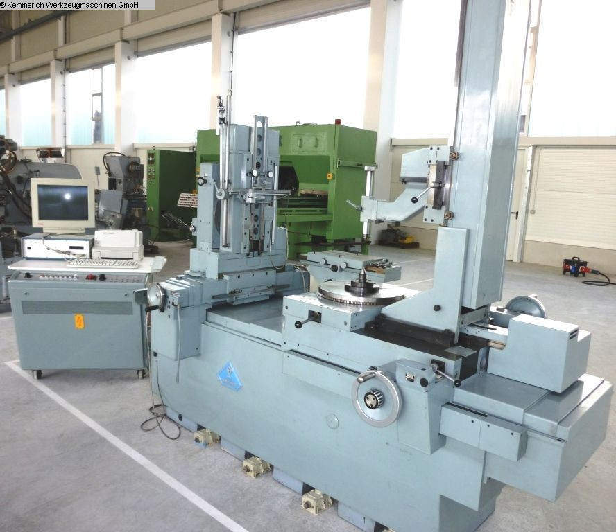 used Gear cutting machines Gear Testing Machine KLINGELNBERG PFSU 1600 HP