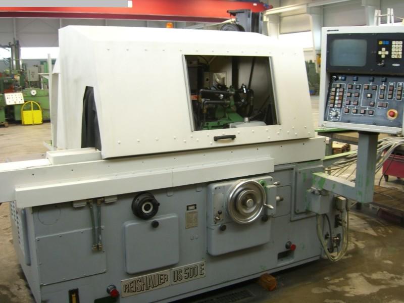 gebrauchte Gewinde-Schnecken-Schleifmaschine REISHAUER US 500 E