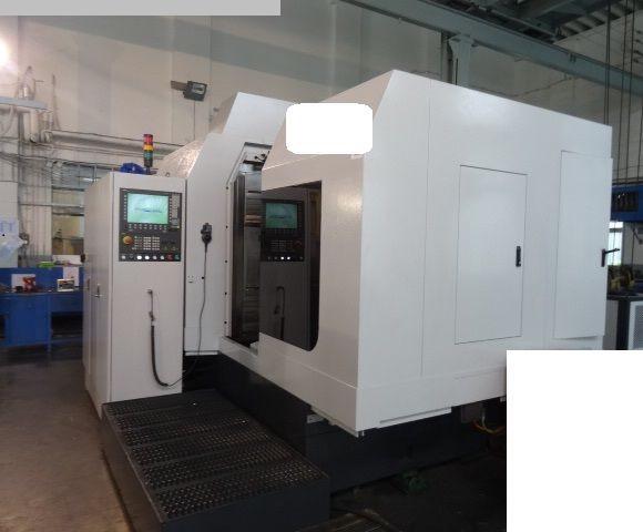 gebrauchte Verzahnungsmaschinen Kegelradfräsmaschine-Bogenverzahnung GEAR SPECT SFK 600 CNC