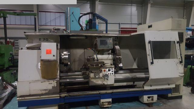 gebrauchte  Drehmaschine - zyklengesteuert WEILER E 70 /2x2000