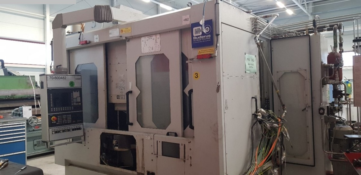 gebrauchte  Hartdreh- & Schleifzentrum BUDERUS CNC 235 DH-I-T-SL