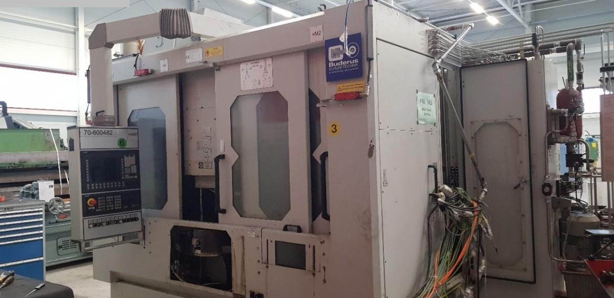 used  Hardturning & Grinding Center BUDERUS CNC 235 DH-I-T-SL