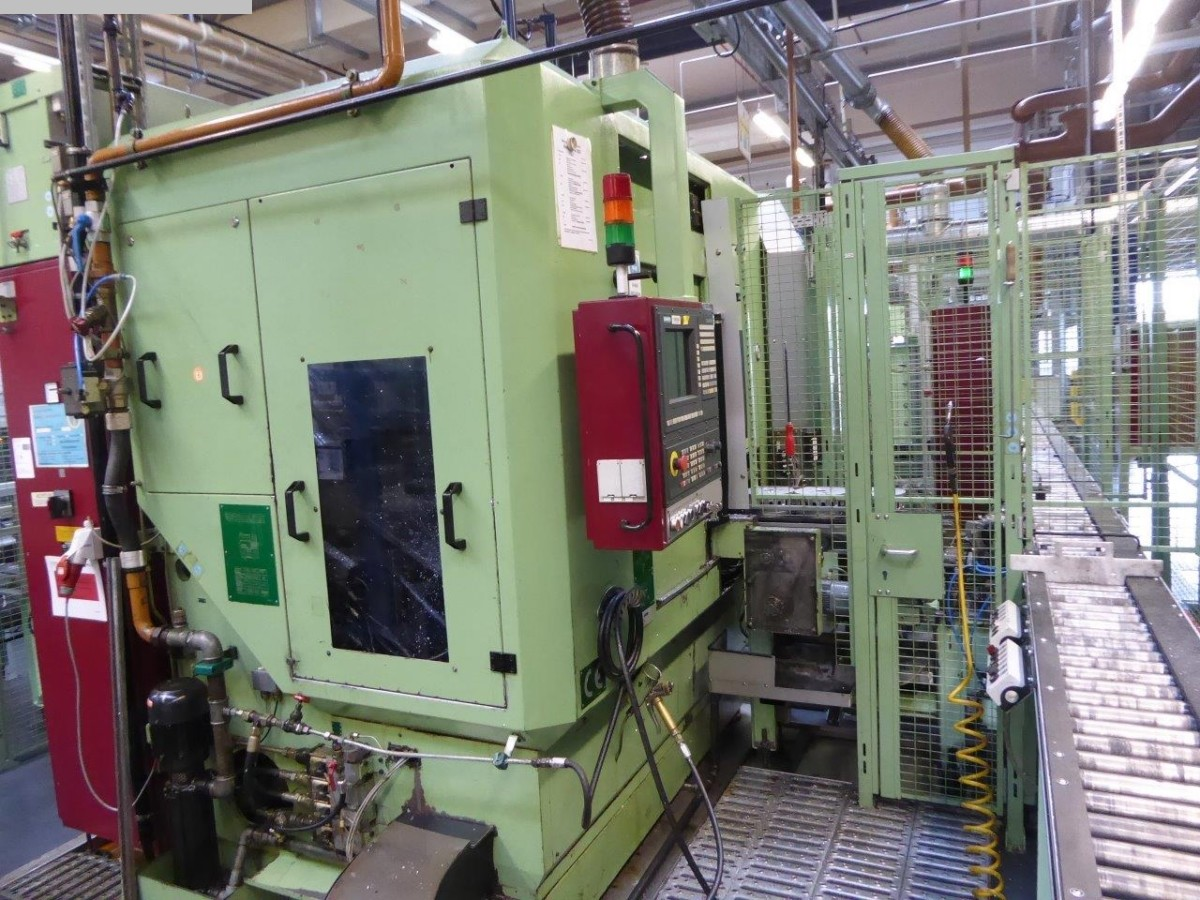 used Vertical Turning Machine HESSAPP DVH 250