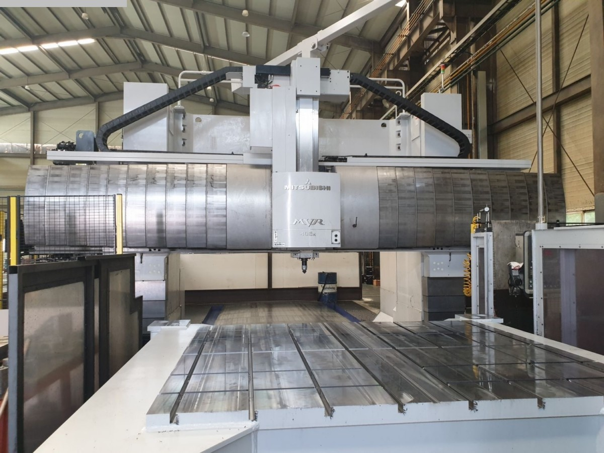used Milling machines Planer-Type Milling M/C - Double Column MITSUBISHI MVR 40Ex