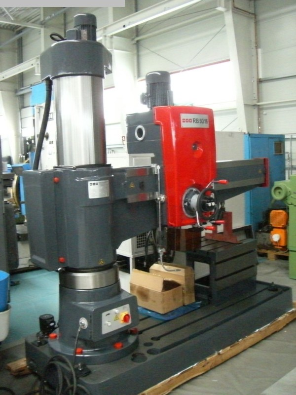 used Boring mills / Machining Centers / Drilling machines Radial Drilling Machine M+A RB 50/16
