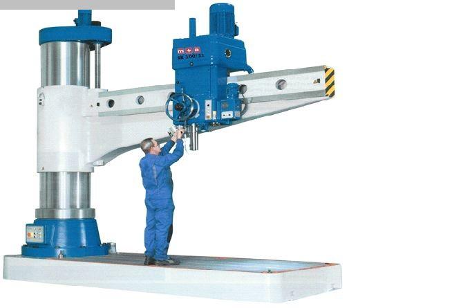 Aléseuses / Centres d'usinage / Perceuses d'occasion Perceuse radiale M + A RB 100 / 31