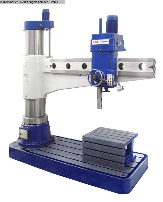 rabljeni glodalice / Strojni centri / Strojevi za bušenje Radijalni bušaći stroj M + A RB 125 / 40