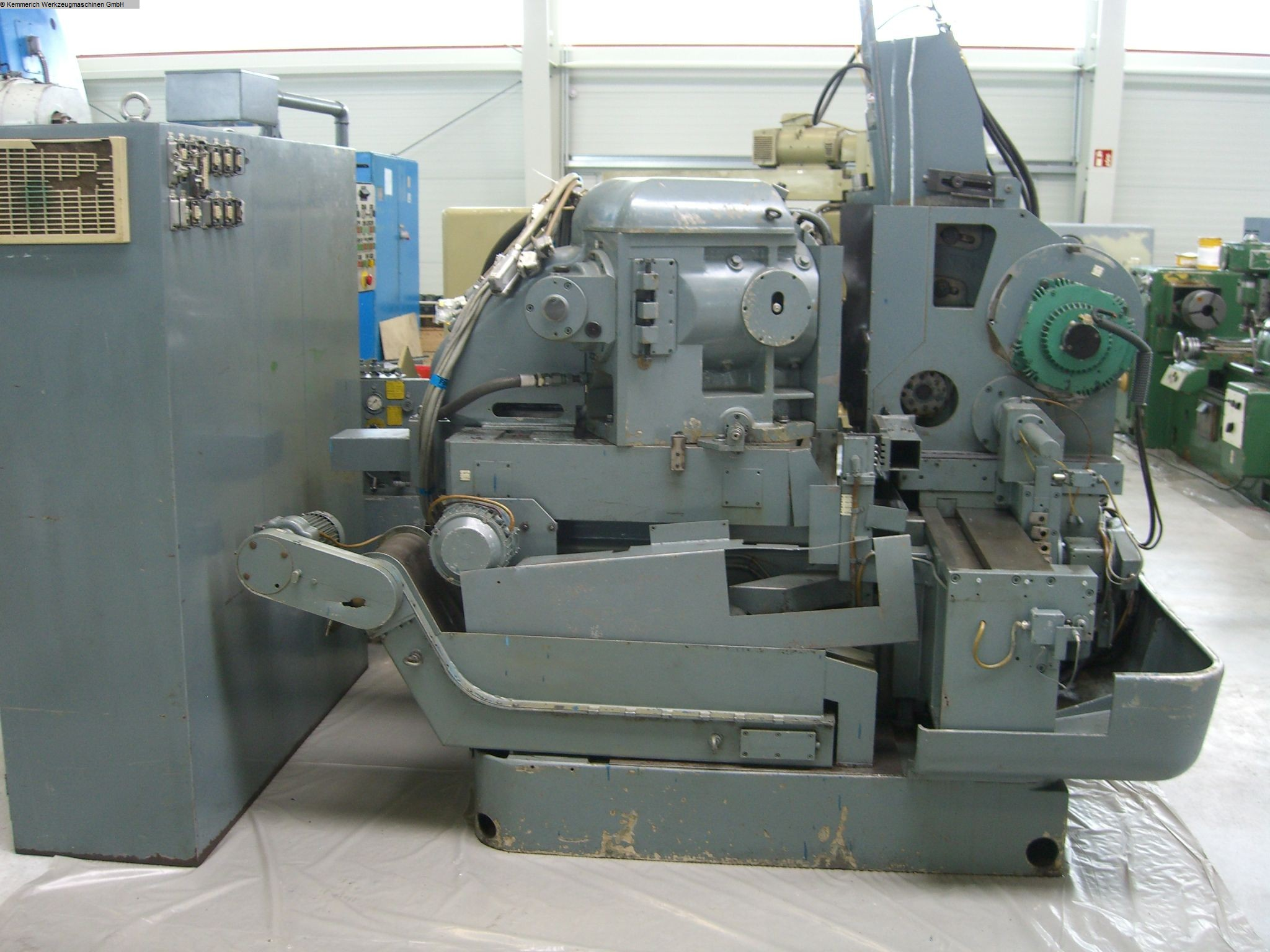 used Bevel Gear Generator - Straight KLINGELNBERG BF 204