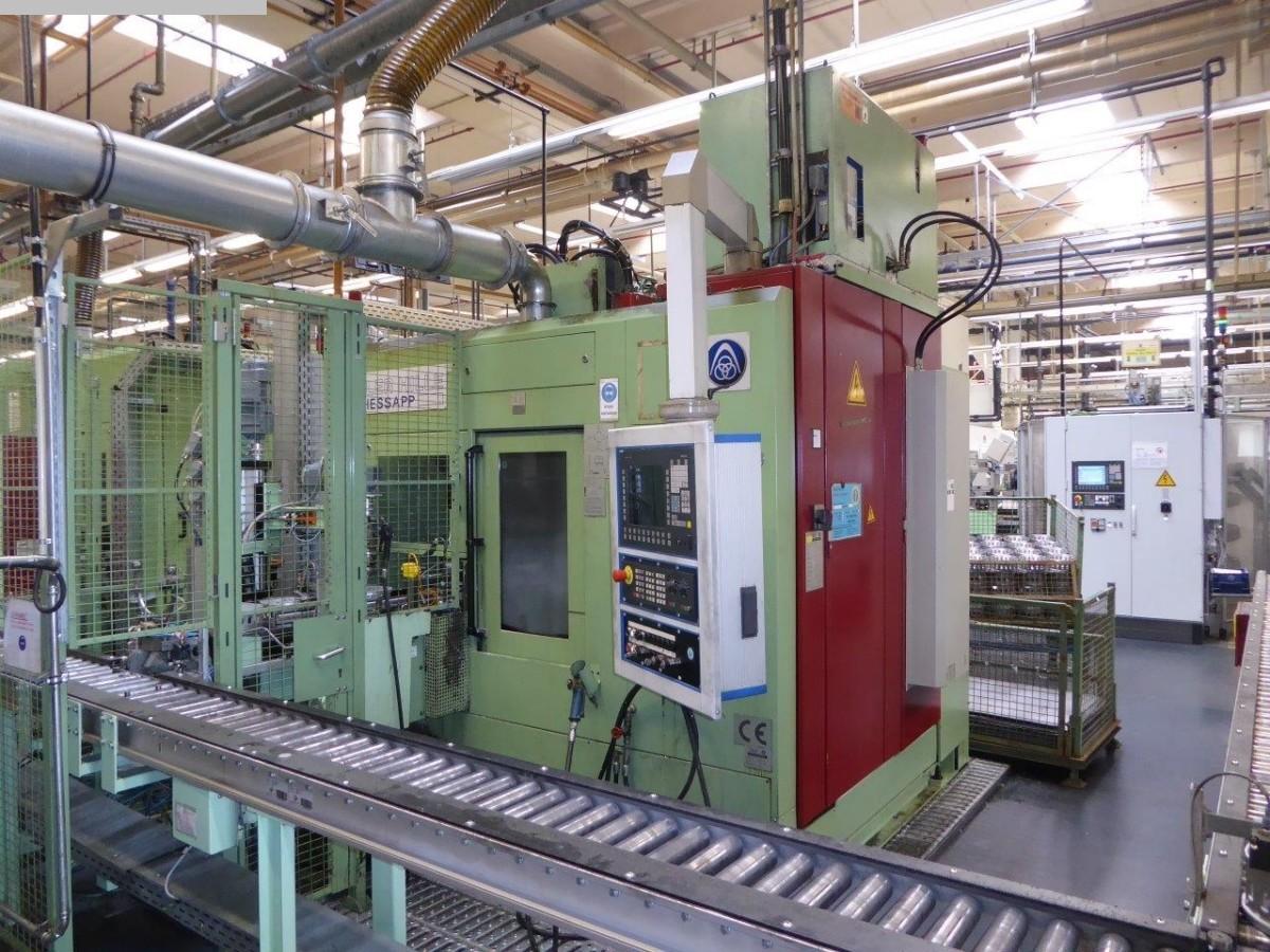 used Lathes Vertical Turning Machine HESSAPP DVH 250