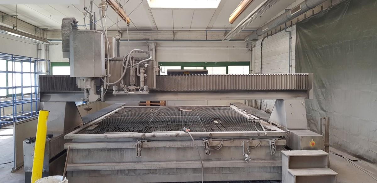 Gebruikt Andere machines Waterstraalsnijmachine FLOW T11 - 252