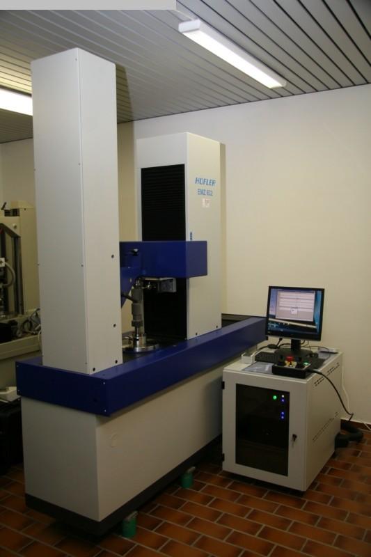 gebrauchte Verzahnungsmaschinen Verzahnungsmeßmaschine HOEFLER EMZ 632