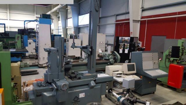 gebrauchte Verzahnungsmaschinen Verzahnungsmeßmaschine KLINGELNBERG PFSU 1200 HP