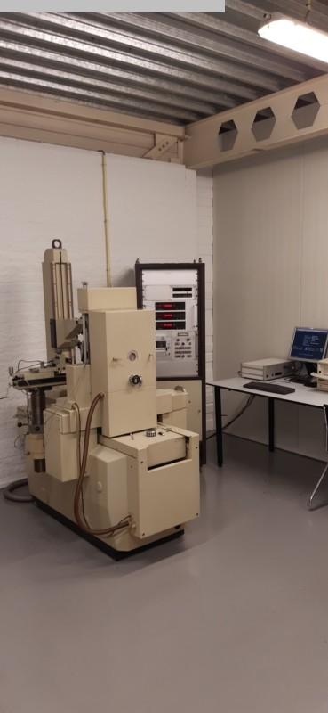 gebrauchte Verzahnungsmaschinen Zahnradprüfmaschine KLINGELNBERG PFSU 640