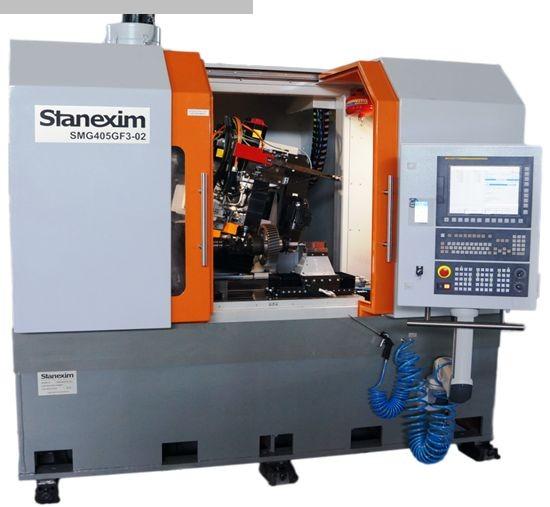 gebrauchte Verzahnungsmaschinen Zahnradschleifmaschine STANEXIM SMG 405 GF3