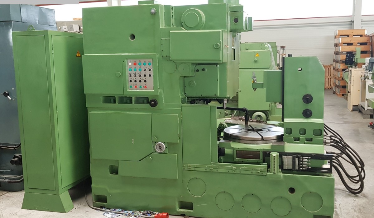 gebrauchte Verzahnungsmaschinen Zahnradstossmaschine CUGIR-LORENZ MD 631 (LS 630)