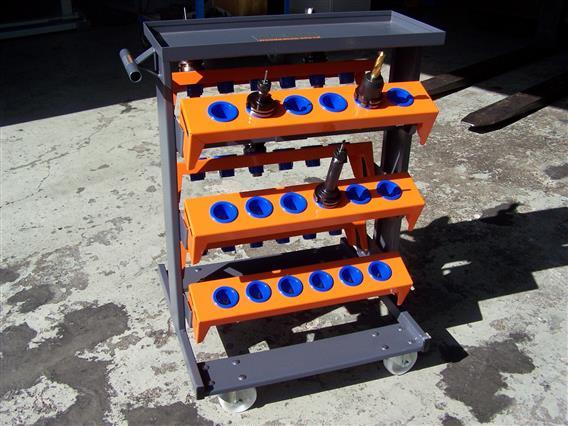 used  Toolholder ROSENBOOM Werkzeugwagen