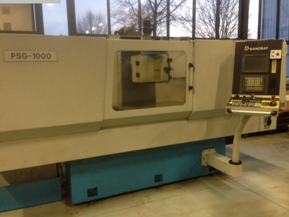 gebrauchte Maschine Flachschleifmaschine - Horizontal DANOBAT PSG - 1000