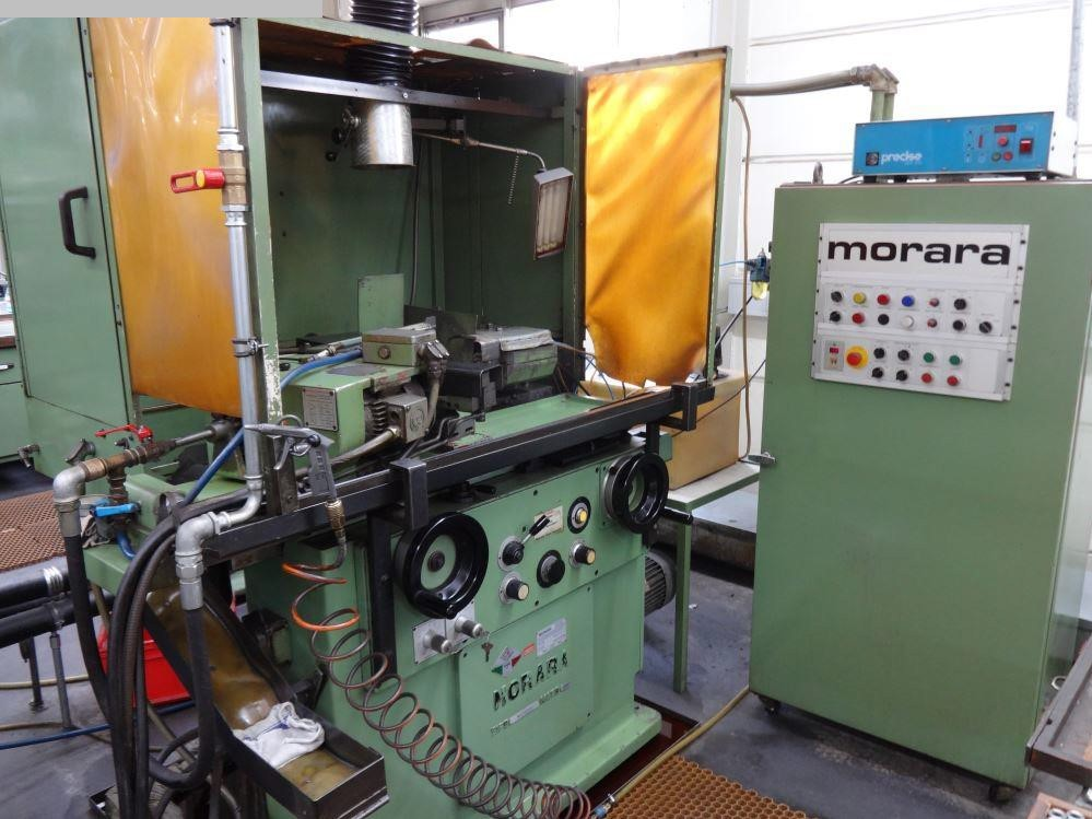 б / у Шлифовальные станки Внутренний шлифовальный станок MORARA Micro I