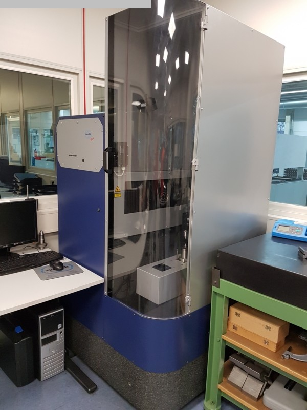 Máquinas de medición usadas WERTH Scope-Check V