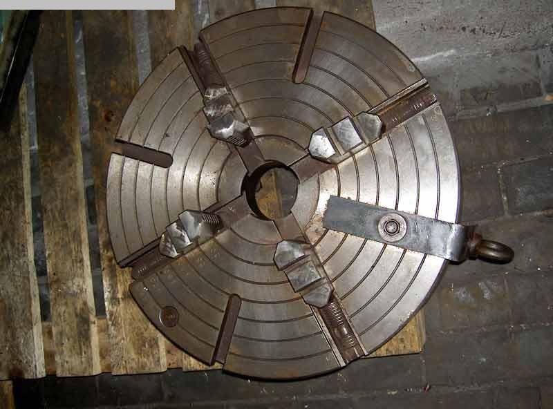 rabljeni Ostali dodaci za alatne strojeve Prednja ploča PLANSCHEIBE 500 4-Backen