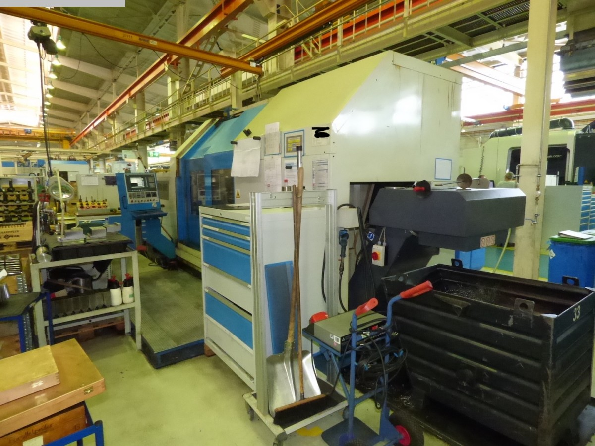 used  CNC Turning- and Milling Center EMCO EMCOTURN 900