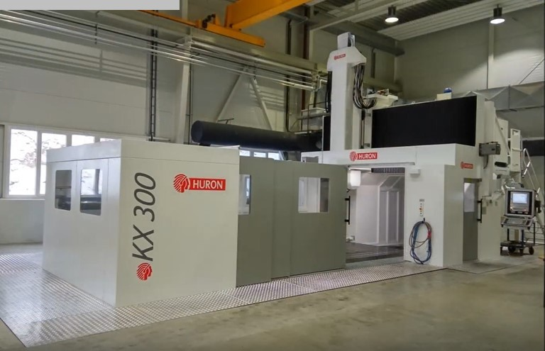 used Milling machines Planer-Type Milling M/C - Double Column HURON KX 300