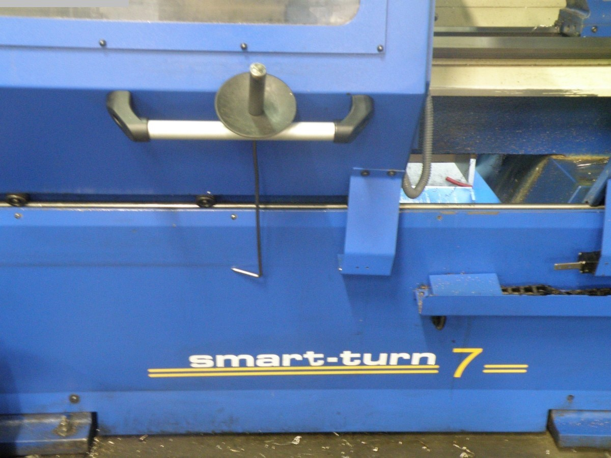 used Lathe -  cycle-controlled PINACHO Smart Turn 7