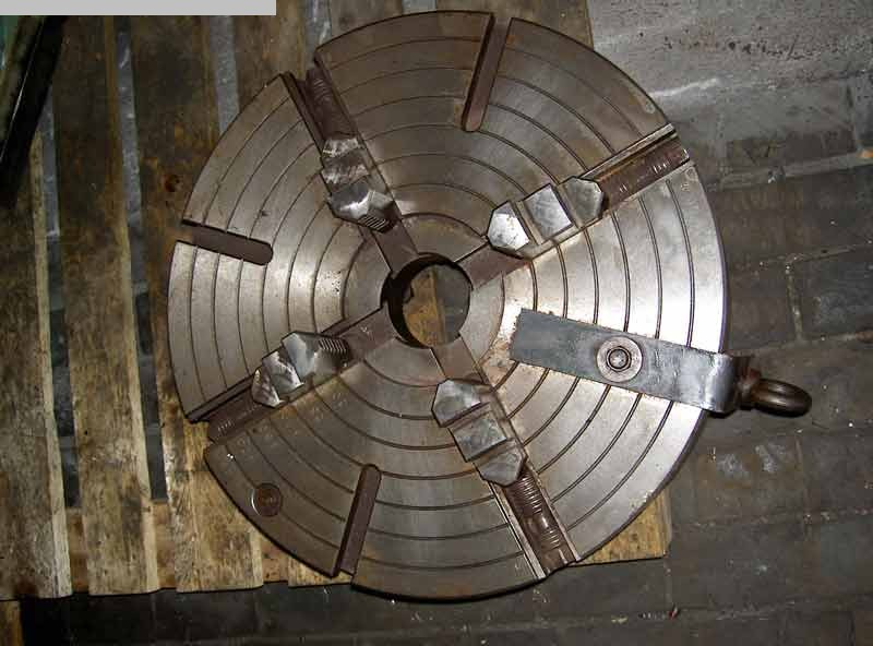 used Other accessories for machine tools Faceplate PLANSCHEIBE 500 4-Backen