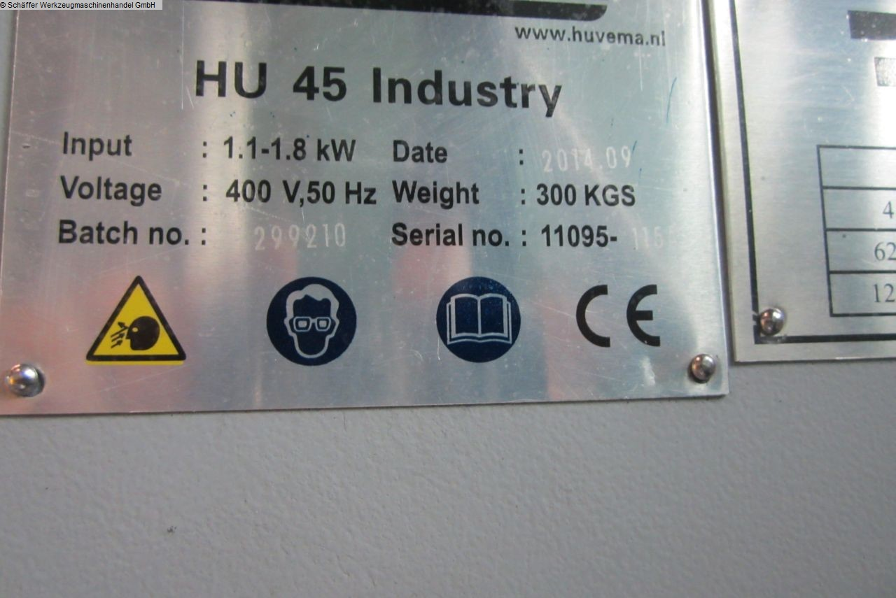Industrie photo 1 45 HUVEMA HU