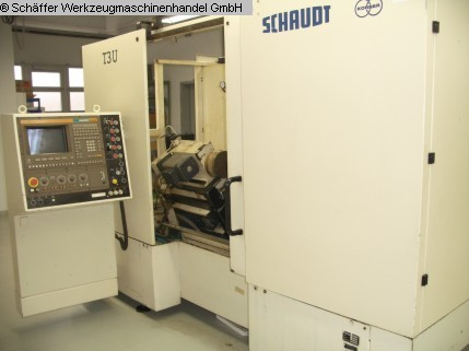 Rectifieuse cylindrique - universelle SCHAUDT T 3 U