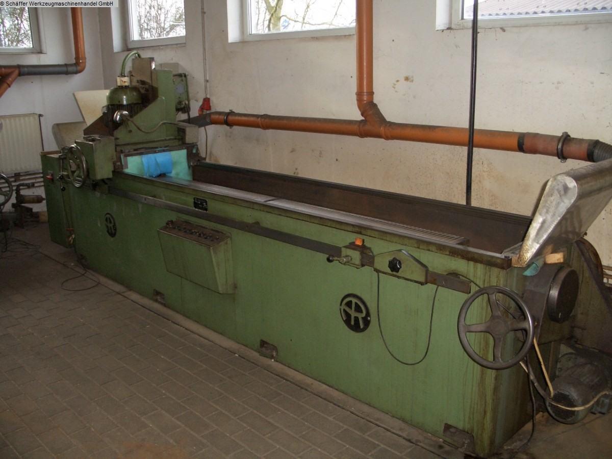used machine Blade Grinding Machine REFORM AR25 6