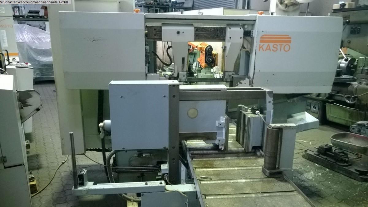 gebrauchte Bandsäge - Automatisch KASTO HBA 360 AU